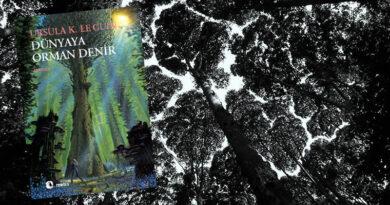 Ursula L. Guin 'in şahane romanlarından biri.