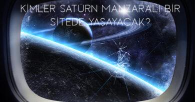 Özkan Bavlı'nın Kimler Satürn Manzaralı Bir Sitede Yaşayacak? isimli yazısı.