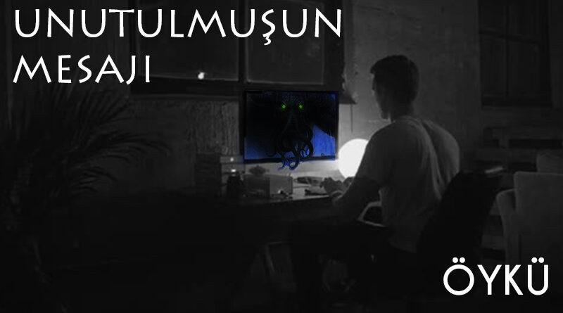 Gökçe Mehmet Ay tarafından keleme alınmış modern bir chutulhu öyküsü. Bülent isimli bir ODTÜ öğrencisinin başından geçen gerilim dolu bir öykü