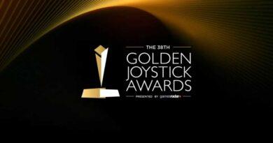 Altın Joystick Ödülleri Afişi
