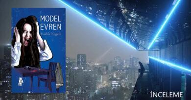 Model Evren Kitap İnceleme Görseli