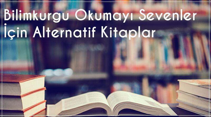 Bilimkurgu Okumayı Sevenler İçin Alternatif Kitaplar