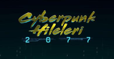 Cyberpunk 2077 hileleri için geliştirici konsoluna erişerek, konsol aracılığı ile oyunun para, silah ve siber yazılımlarına ulaşabilirsiniz.