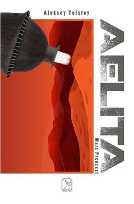 Aelita – Aleksey Tolstoy kitap kapağı görseli.
