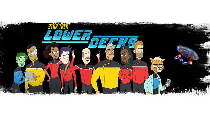 Star Trek: Lower Decks, Starfleet'in en önemsiz uzay gemilerinden biri olan U.S.S. Cerritos'un 2380 yılındaki maceralarına odaklanıyor.
