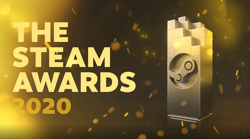 steam game awards