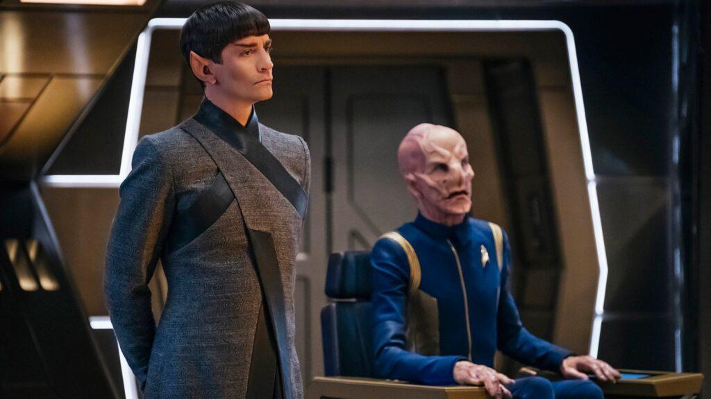 star trek filmindeki uzaylılar insanların manipüle edilmil halleri gibi