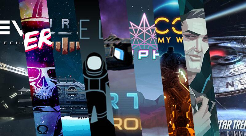 Mobil bilimkurgu oyun listesi (1) için hazırlanan görsel.